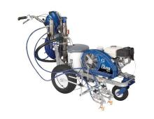 200HS Graco hand push cold spray road marking machine